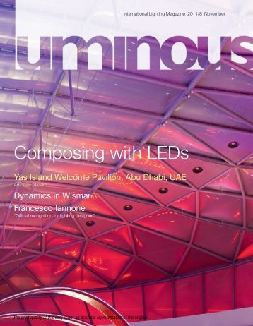 Composing with LEDs - Philips Lighting