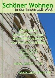 Wohnen im architektonischen Gesamtkunstwerk von Hermann ...