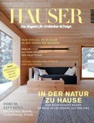 IN DER NATUR ZU HAUSE - Modernism Week