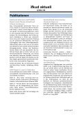 ifkud aktuell - ifkud - Universität Bremen - Page 2