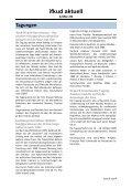 ifkud aktuell - ifkud - Universität Bremen - Page 3