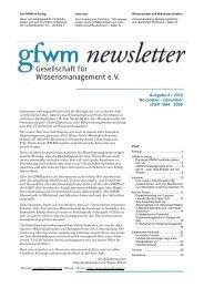 Interview - GfWM