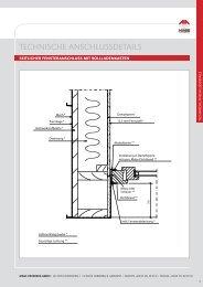 TEcHNIScHE ANScHLuSSDETAILS - MAGE Herzberg GmbH