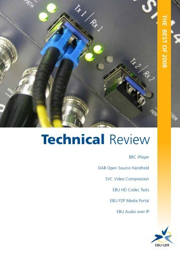Technical Review - EBU Technical