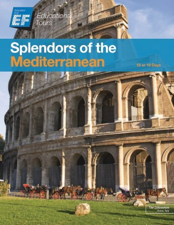 Splendors of the Mediterranean - EF Tours
