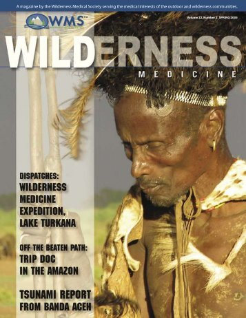 lake turkana - Wilderness Medical Society