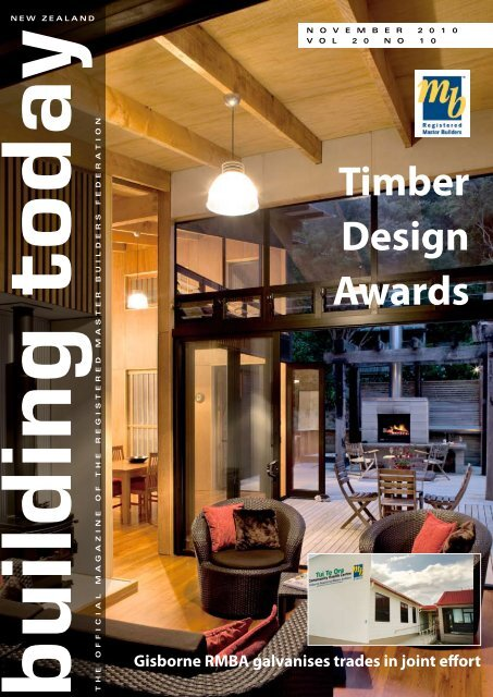Timber Design Awards - Building Today