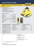 Spectra Precision Laser HV301 - Seite 2