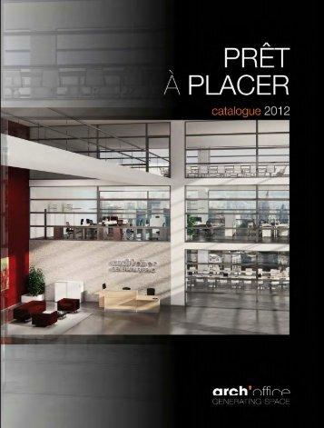 Page 1 Page 2 \ PRET A PLACER catalogue 2012 ACCUEIL ...