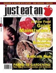 Raw Vegan Eco-Communities and Ecoforest ... - Vitality by Jenni