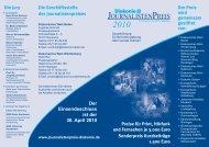 Ausschreibung 2010 Ausschreibungs - Diakonie Württemberg