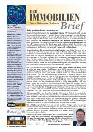 Fonds und Immobilien auf dem Schirm - eFonds Group