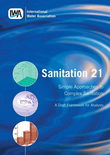 Sanitation 21 - IWA