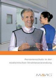 Personenschutz in der medizinischen Strahlenanwendung - MeMed