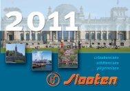 Slooten 2011 Seitenaufbau - Slooten Bustouristik