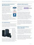 Arkona Case Study - Townsend Security - Page 2