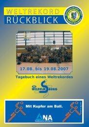 RÜCKBLICK - SG Wilhelmsburg