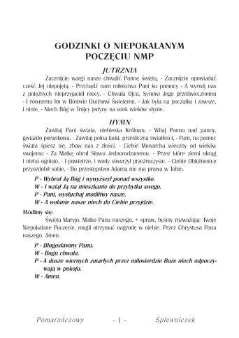 Pomaranczowy Spiewniczek 2011.pdf