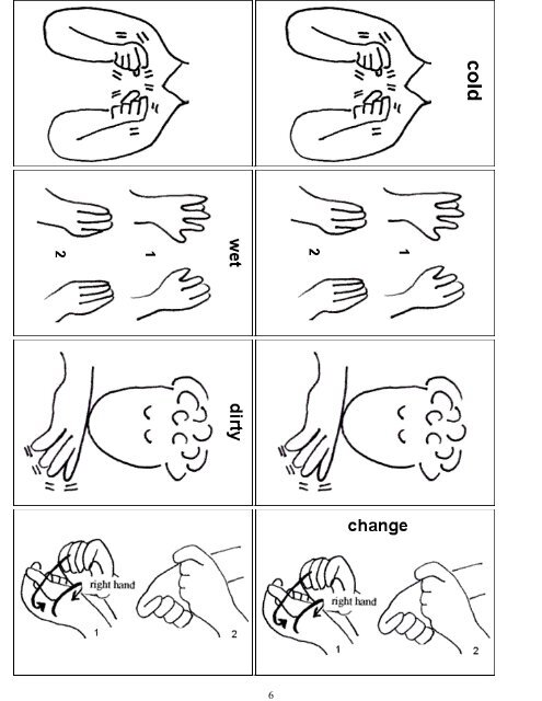 image about Printable Asl Signs identified as 5