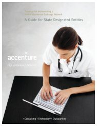 A Guide for State Designated Entities