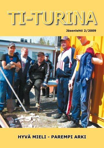 HYVÄ MIELI - PAREMPI ARKI - Turun Seudun Invalidit ry.