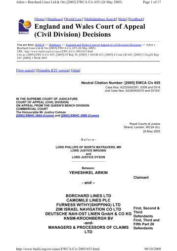 Case citation - Canadian law - Oxford LibGuides at Oxford ...