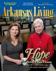 Away From Home - Arkansas Electric Cooperative Corporation