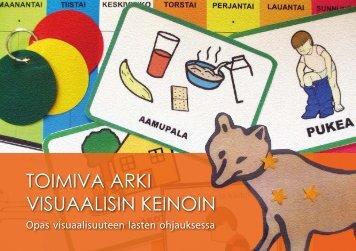 Toimiva arki visuaalisin keinoin - Tampere