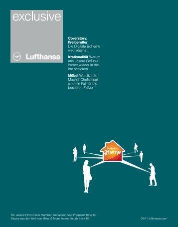 10% Rabatt - Lufthansa Media Lounge: Home