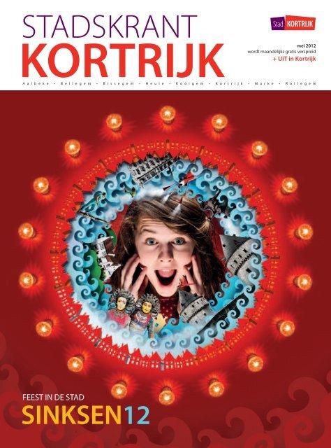 Stadskrant mei 2012 - Stad Kortrijk