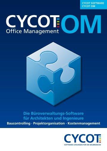 PDF, 3,2MB - CYCOT GmbH