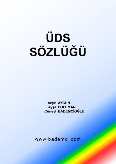 Uds Sozlugu Bademci