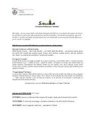 Sforzinda. Il castello di Milano per i bambini - Castello Sforzesco