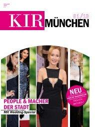 Mit Wedding-Special - Kir München