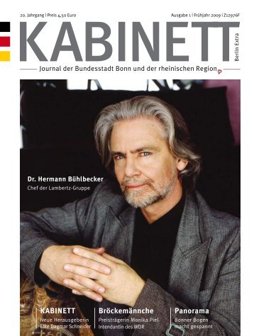 Journal Download - Kabinett Online