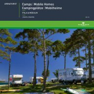 Camps | Mobile Homes Campingplätze | Mobilheime - Camping.hr