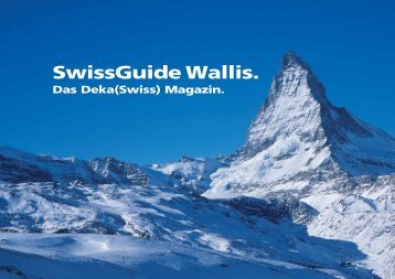 SwissGuide Wallis (4990 KB) - Deka (Swiss)