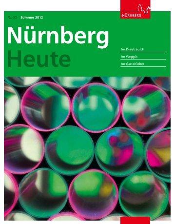 Nuernberg Heute Nr. 92 (gesamtes Heft) - Stadt Nürnberg