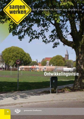 Bijlage 1: Ontwikkelingsvisie Kronehoef en Pastoor van Arsplein