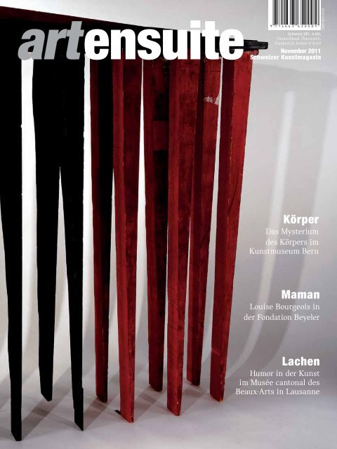 20 Jahre Galerie Rigassi: Georg Baselitz - Ensuite
