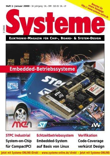elektronik-magazin für chip-, board- & system-design - ITwelzel.biz