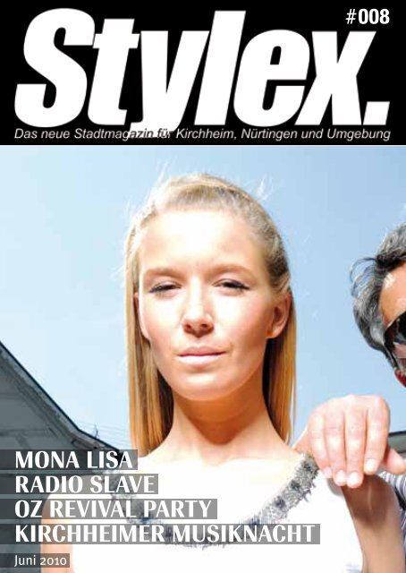 Ab jetzt - Stylex Magazin
