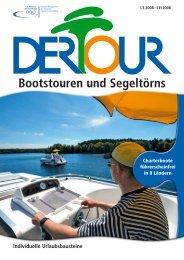Bootstouren Und Segeltörns