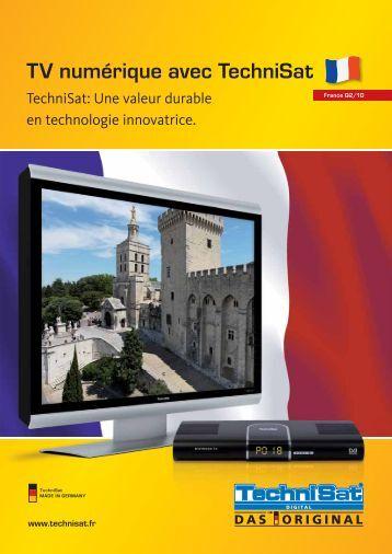 [PDF] TV numérique avec TechniSat