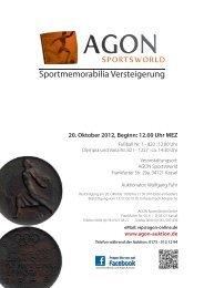 Katalog als PDF (24 MB) - AGON Auktion