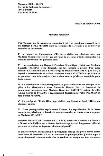 Monsieur Didier Allix 94 Rue Du Faubourg Poissonniere 75010