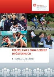 Freiwilligenbericht - Bundesministerium für Arbeit, Soziales und ...
