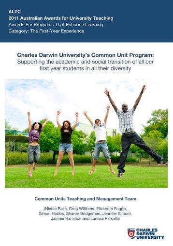 Common Unit ALTC Program Award_140611 - Learnline - Charles ...