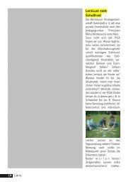 Naturerlebnistag für jung und alt Tiwi´s Werkstatt LernLust statt ...