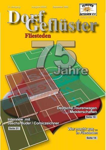 Deutsche Tourenwagen Meisterschaften - Bürgerseite Fliesteden